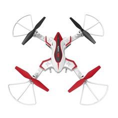 Квадрокоптер SYMA X56W с камерой, белый [x56w white]