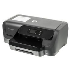 Принтер струйный HP Officejet Pro 8210, струйный, цвет: черный [d9l63a]