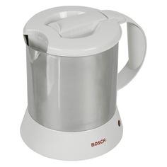 Чайник электрический BOSCH TWK1201N, 1800Вт, белый