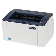 Принтер лазерный XEROX Phaser 3020 лазерный, цвет: белый [p3020bi]