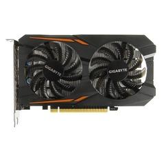 Видеокарта GIGABYTE nVidia GeForce GTX 1050TI , GV-N105TOC-4GD, 4Гб, GDDR5, OC, Ret