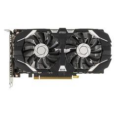 Видеокарта MSI nVidia GeForce GTX 1050TI , GeForce GTX 1050 Ti 4GT OC, 4ГБ, GDDR5, OC, Ret