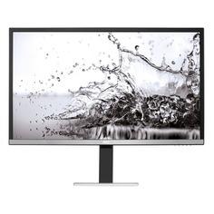 """Монитор AOC Professional U3277PWQU(00/01) 31.5"""", серебристый/черный и черный"""
