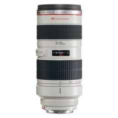 Объектив CANON 70-200mm f/2.8L EF USM, Canon EF [2569a018]