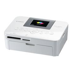Компактный фотопринтер CANON Selphy CP1000, белый [0011c002]