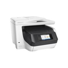 МФУ струйный HP OfficeJet Pro 8730 e-AiO, A4, цветной, струйный, белый [d9l20a]