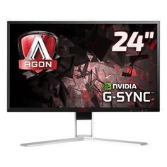 """Монитор игровой AOC Gaming AG241QG 23.8"""" черный"""