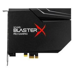 Звуковая карта PCI-E CREATIVE BlasterX AE-5, 5.1, Ret [70sb174000000]