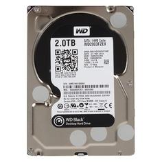 "Жесткий диск WD Black WD2003FZEX, 2ТБ, HDD, SATA III, 3.5"""