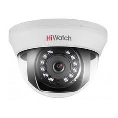 Камера видеонаблюдения HIKVISION HiWatch DS-T101, 720p, 6 мм, белый