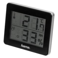 Термометр HAMA TH-130, черный [00136261]