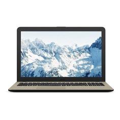 "Ноутбук ASUS VivoBook X540BA-GQ248, 15.6"", AMD E2 9000 1.8ГГц, 4Гб, 500Гб, AMD Radeon R2, DVD-RW, Endless, 90NB0IY1-M04640, черный"