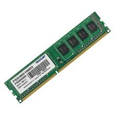 Модуль памяти PATRIOT XMS3 DHX PSD38G16002 DDR3 - 8Гб 1600, DIMM, Ret Патриот