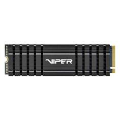 SSD накопитель PATRIOT Viper VPN100 VPN100-256GM28H 256Гб, M.2 2280, PCI-E x4, NVMe Патриот