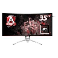 """Монитор игровой AOC Gaming AG352QCX 35"""" черный"""