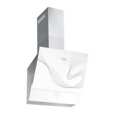Вытяжка каминная Gorenje Karim Rashid DVG6565KR белый/нержавеющая сталь управление: сенсорное (1 мот