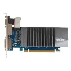 Видеокарта ASUS NVIDIA GeForce GT 710 , GT710-SL-2GD5-BRK, 2ГБ, GDDR5, Low Profile, Ret