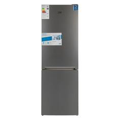 Холодильник Beko RCSK270M20S, двухкамерный, серебристый
