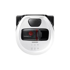 Робот-пылесос SAMSUNG VR10M7010UW, 80Вт, белый/черный