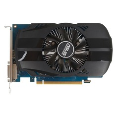 Видеокарта ASUS nVidia GeForce GT 1030 , PH-GT1030-O2G, 2ГБ, GDDR5, Ret
