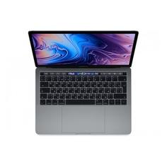 """Ноутбук APPLE MacBook Pro MR9R2RU/A, 13.3"""", IPS, Intel Core i5 8259U 2.3ГГц, 8Гб, 512Гб SSD, Intel Iris graphics 655, Mac OS Sierra, MR9R2RU/A, темно-серый"""