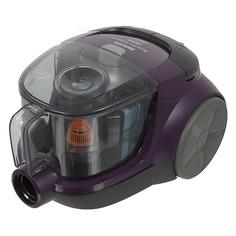 Пылесос PHILIPS PowerPro Compact FC8472/01, 1800Вт, фиолетовый