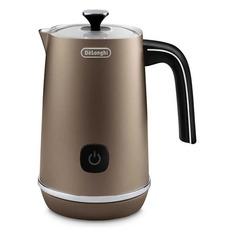 Вспениватель молока DELONGHI EMFI.BZ, для кофемашин, 250мл [0132043011] Delonghi