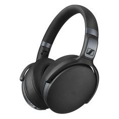 Наушники SENNHEISER HD 4.40 BT, 3.5 мм/Bluetooth, накладные, черный [506782]