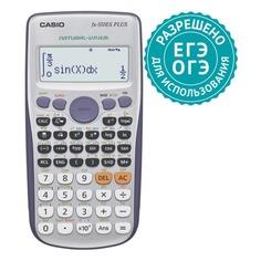 Калькулятор CASIO FX-570ESPLUS, 10-разрядный, серый