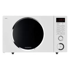 Микроволновая Печь Daewoo KQG-81HRW 23л. 800Вт белый