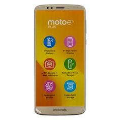 Смартфон MOTOROLA E5+ XT1924-1, золотистый