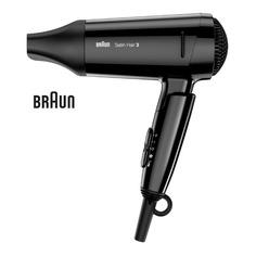 Фен BRAUN HD350, 1600Вт, черный