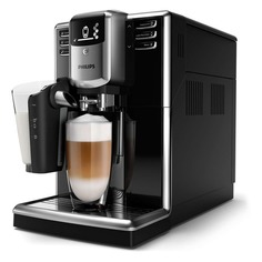 Кофемашина PHILIPS Series 5000 EP5040/10, черный/серебристый