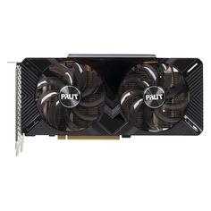 Видеокарта PALIT nVidia GeForce GTX 1660TI , PA-GTX1660Ti DUAL OC 6G, 6Гб, GDDR6, OC, Ret [ne6166ts18j9-1160a]