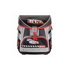 Ранец Step By Step Light Racer серый/черный/красный