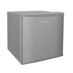 Холодильник БИРЮСА Б-M50, однокамерный, нержавеющая сталь