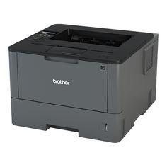 Принтер лазерный BROTHER HL-L5200DW лазерный, цвет: черный [hll5200dwr1]