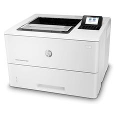 Принтер лазерный HP LaserJet Enterprise M507dn лазерный, цвет: белый [1pv87a]