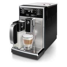 Кофемашина SAECO PicoBaristo HD8928/09, серебристый/черный