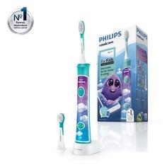 Электрическая зубная щетка PHILIPS Sonicare For Kids HX6322/04 белый