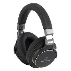 Наушники AUDIO-TECHNICA ATH-MSR7BBK, 3.5 мм, накладные, черный [80000232]