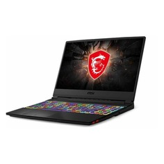 "Ноутбук MSI GE65 Raider 9SE-081RU, 15.6"", Intel Core i7 9750H 2.6ГГц, 16Гб, 1000Гб, 512Гб SSD, nVidia GeForce RTX 2060 - 6144 Мб, Windows 10, 9S7-16U112-081, черный"