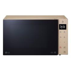 Микроволновая Печь LG MW25W35GISH 25л. 1000Вт бежевый/черный