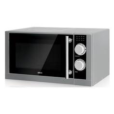 Микроволновая Печь BBK 23MWS-929M/BX 23л. 900Вт серебристый/черный