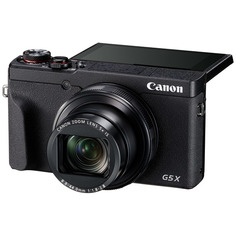 Фотоаппарат компактный премиум Canon PowerShot G5 X Mark II