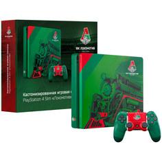 Игровая консоль PlayStation 4 Rainbo 1TB Локомотив. Чемпионский экспресс