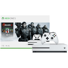 Игровая консоль Xbox One Microsoft S 1TB + Gears 5