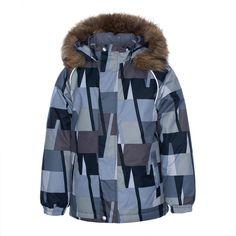 Куртка Huppa Marinel, цвет: хаки