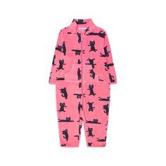 Комбинезон Crockid Котики, цвет: розовый
