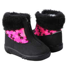 Ботинки Kuoma Baby Pink Puzzle